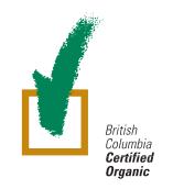 COABC Certified Organic