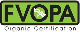 FVOPA Organic Certification